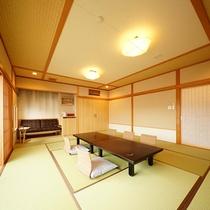 リニューアルした海側角部屋客室