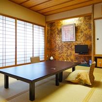 街側和室客室一例(海の見えないお部屋タイプとなります)