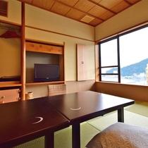 海側客室からは熱海湾がご覧いただけます