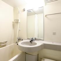 シングル/セミダブル バスルーム