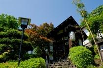 錦山荘 外観