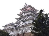福山城博物館 ホテルから徒歩10分♪