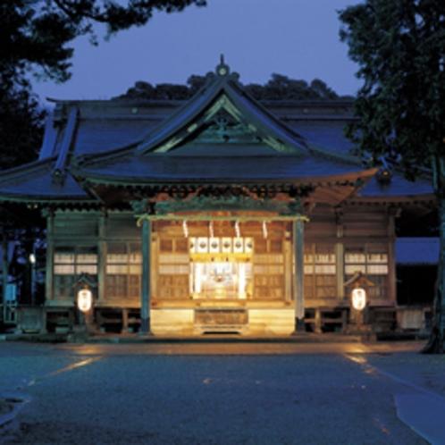 *鶴谷八幡宮