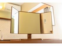 【貸出品】三面鏡