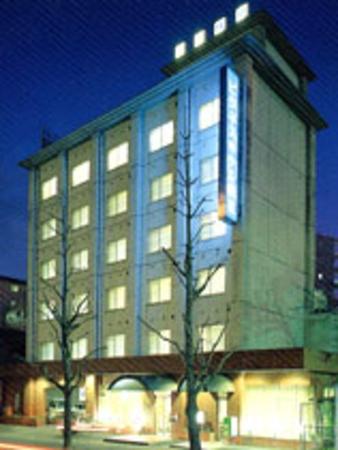 ビジネスホテル帆柱
