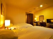 【本館ツイン】秋田のご旅行のひと時のおくつろぎをご提供いたします。