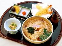 【選べる夕食プラン】稲庭うどん