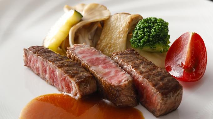 ★飲み放題&食べ放題★飛騨牛ステーキ付ブッフェディナー!地産地消マルシェブッフェ♪