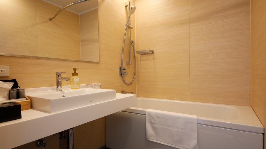 【桜凛閣】コンフォートタイプ バスルーム