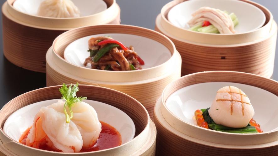 中国人シェフ渾身の本物の中国料理をお楽しみください。