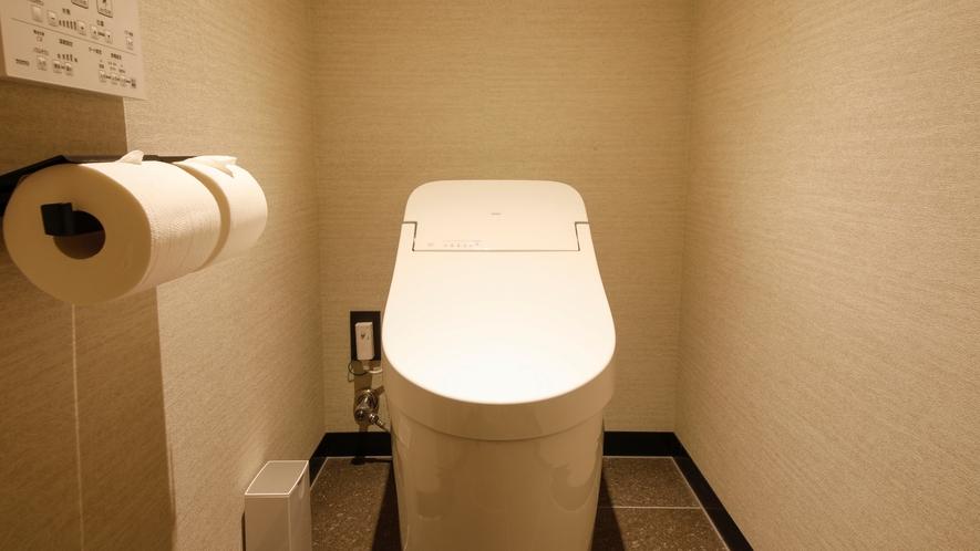【桜凛閣】プレミア和洋室 トイレ