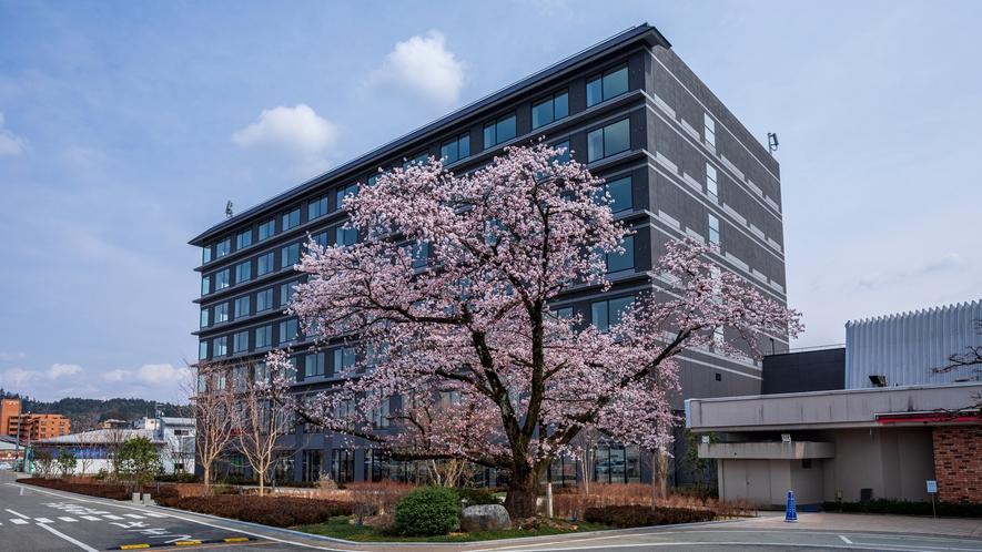 2020年6月17日新館『桜凛閣』オープン!
