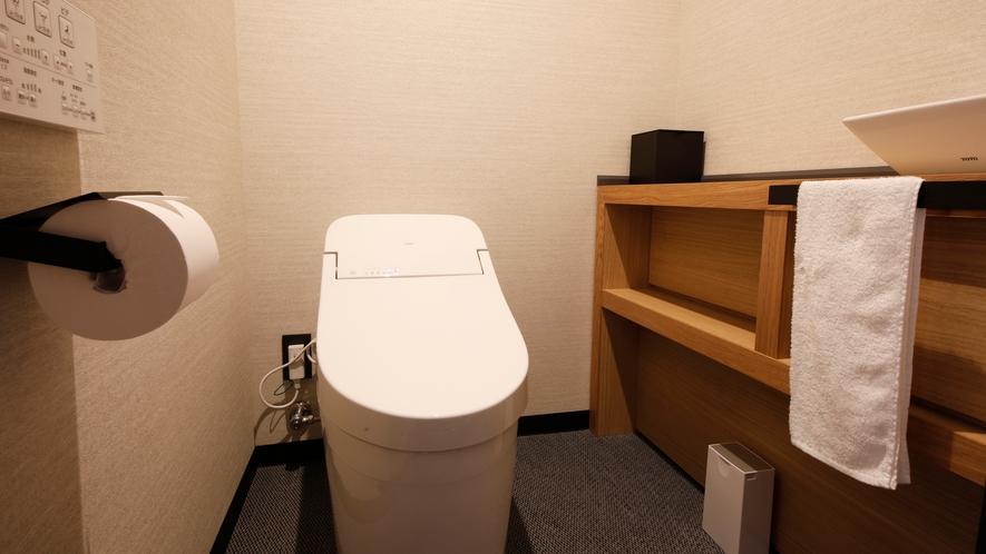 【桜凛閣】コンフォートタイプ トイレ