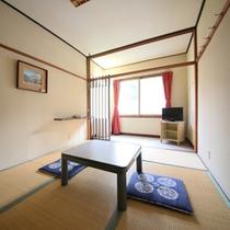 *【部屋一例】旧館和室