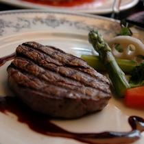 【お料理グレードUP】とろける旨みが特徴的な栃木和牛ステーキをご堪能♪