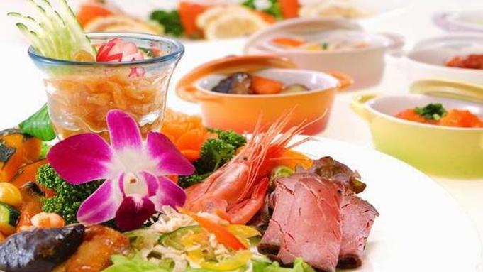 【記念日プラン】ロクシタンアメニティ&ワイン付『スペシャルメモリー』夕食は和洋中100種のバイキング