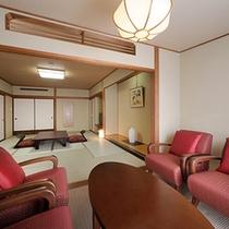 ◆秀峰館和室【禁煙】渓谷側10畳又は街側12畳②