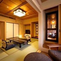 ◆八番館(眺望風呂付和洋室)