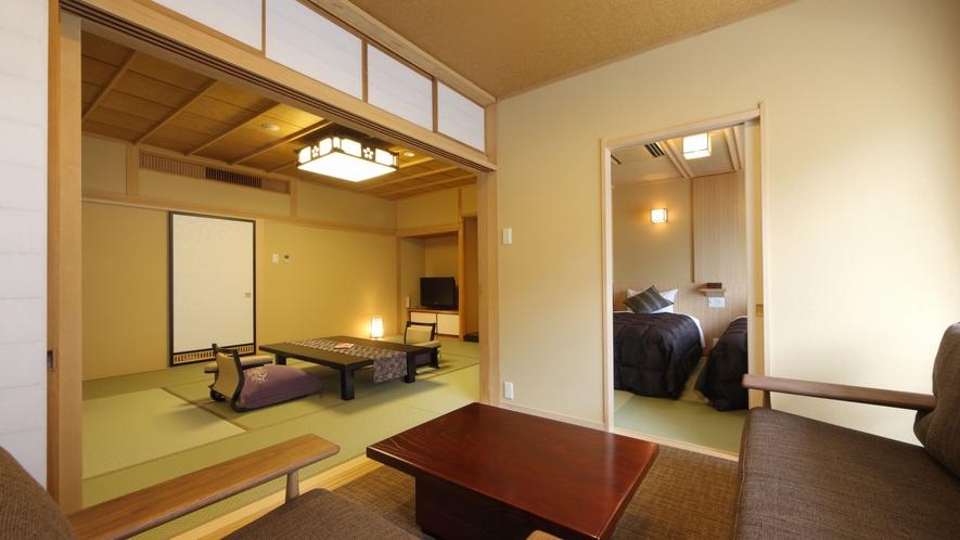 ◆八番館ベッド付和室(一例)