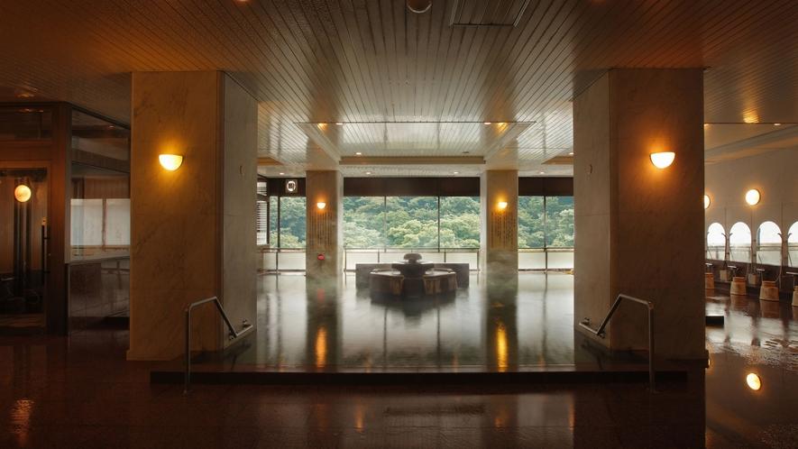 秀峰館大浴場(麻の湯)