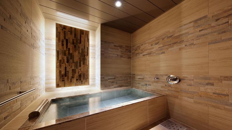 ◆秀峰館貴賓室バスルーム