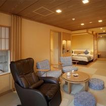 ◆御影石風呂付スーペリア和洋室