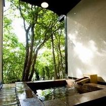 ■貸切露天風呂 参の湯