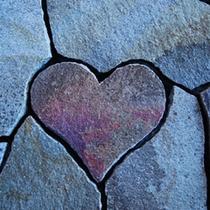 ■伊勢神宮周辺にあるハートの石