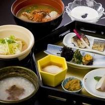 ■ご朝食会席