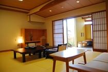 2011年8月リニューアル! 温泉風呂付き客室