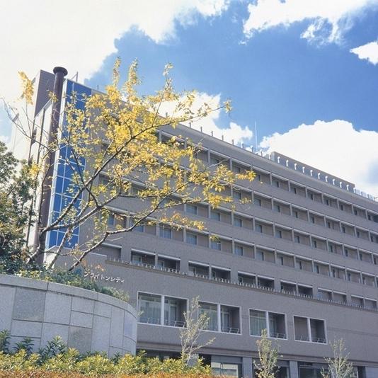 ホテルブライトンシティ京都山科 外観