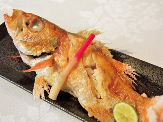 別注料理【のどぐろの塩焼き】付! 1泊2食バイキングプラン