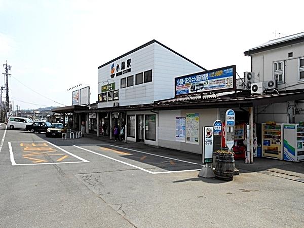 小諸駅 JR関東高速バスのりば