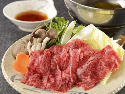 ◆別注料理【信州牛のしゃぶしゃぶ】付♪ 1泊2食バイキングプラン
