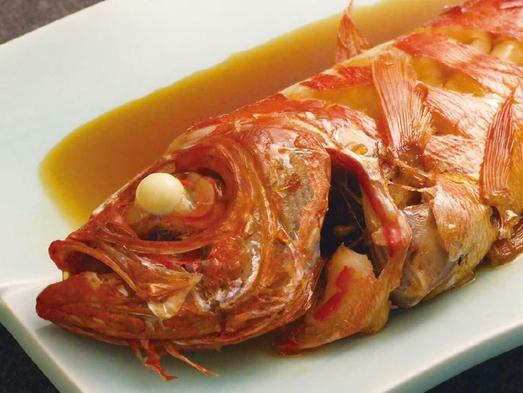 別注料理【金目鯛の煮付け】付! 1泊2食バイキングプラン
