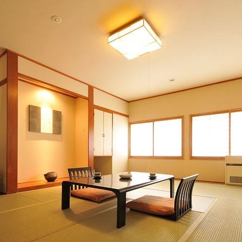 【和洋室】和室/和室11畳・ツインベッドルーム