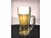 湯上り生ビール(小)サイズ