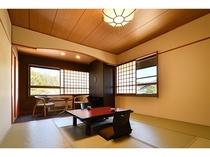 本館和室8畳間(ウォシュレットトイレ付/バスなし)