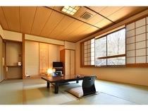 花館和室12畳(ウォシュレットトイレ付/バスなし)