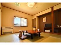 本館和室7.5畳間(ウォシュレットトイレ付/バスなし)