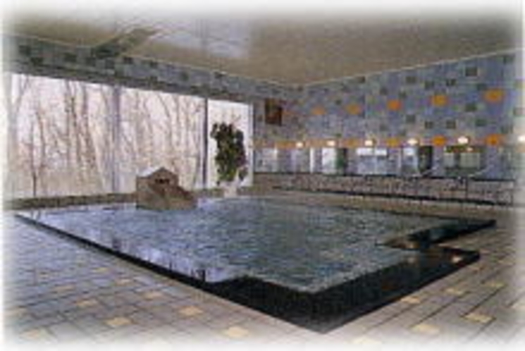 大浴場「つつじ」
