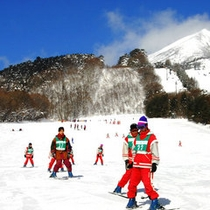 *【猪苗代スキー場】合宿にもおススメ!スクールも大好評です。