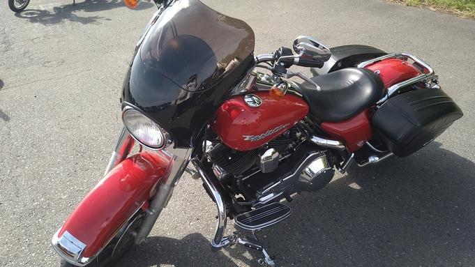 【ライダー応援プラン】バイクツーリングで紅葉を楽しもう!屋根付き無料駐車場(朝食付)