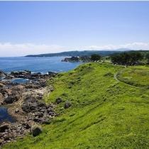 【三陸復興国立公園】 種差海岸
