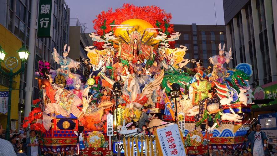 八戸三社大祭イメージ1