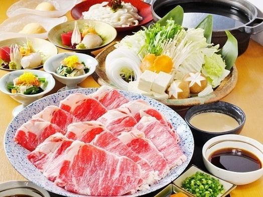 【選べるディナー】人気のとろけるチーズフォンデュやしゃぶしゃぶのあったか鍋コース