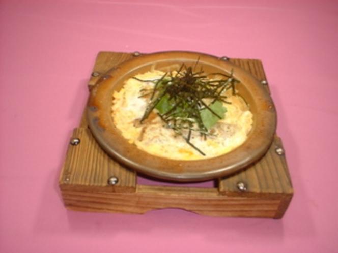 カツ鍋ハーフサイズ 380円