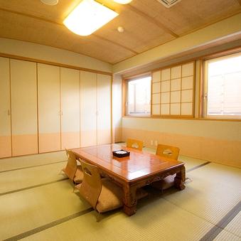 新館和室10畳【喫煙】無線LAN/大浴場利用無料