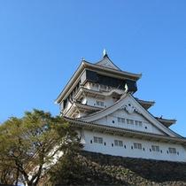 小倉城◆ホテルより電車で30分!