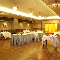 多目的に使用できる宴会場・会議室(2F)